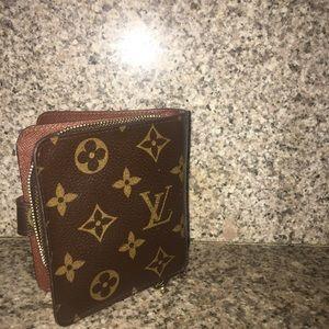 Vintage Louis Vuitton Wallet.